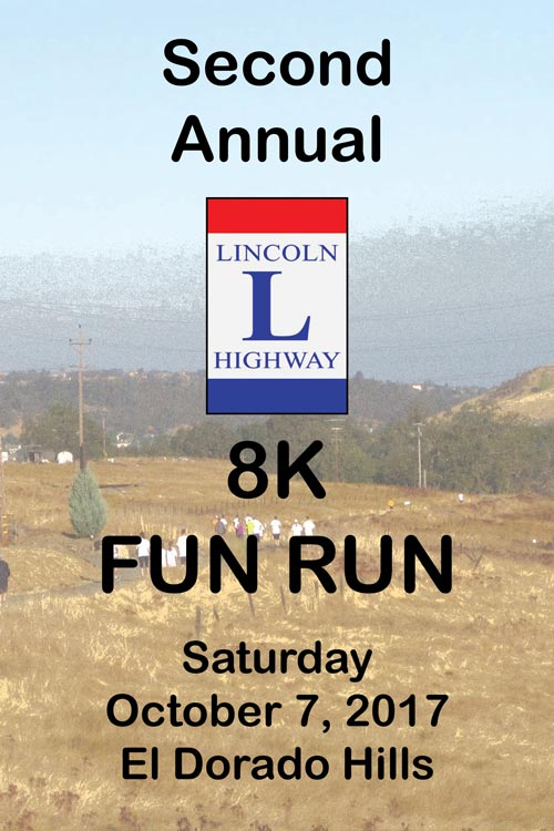 2nd Annual Lincoln Hwy 8k Fun Run